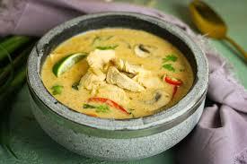 Coconut Lemongrass Chicken Soup - The ...