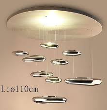 led pendant lamps mercury water drop