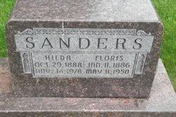 Hilda Bille Sanders (1888-1978) - Find A Grave Memorial