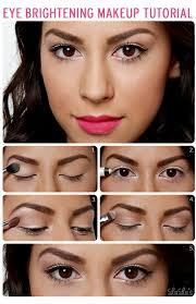 how to brighten eyes beauty tutorial
