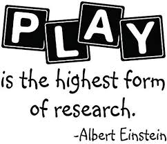 Amazon Com 24 X19 Play Is The Highest Form Of Research Albert Einstein Wall Decal Sticker Color Choices Quote Blocks Wall Decal Sticker Art Mural Home Decor Quote Home Kitchen
