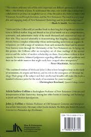 King and Messiah as Son of God: Divine, Human, and Angelic Messianic  Figures in Biblical and Related Literature: Adela Yarbro Collins, John J.  Collins: 9780802807724 - Christianbook.com