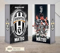 Bolsitas Personalizadas Golosinera Juventus Futbol 250 00 En