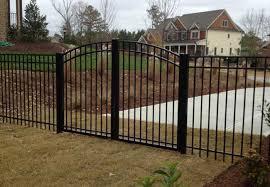 Ornamental Fences Ornamentail Railings Iron Steel Aluminum All4fencing