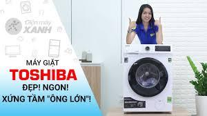 Máy giặt lồng ngang Toshiba Inverter 8.5 Kg: rất đáng để lựa chọn ...