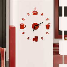Dressin 3d Diy Roman Numbers Acrylic Mirror Wall Sticker Bedroom Living Room Cafe Clock Home Decor Mural Decals Resistance Trainers