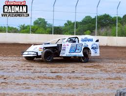 JT Johnson Wissota Mod Dirt track race car | Dirt track racing, Dirt racing