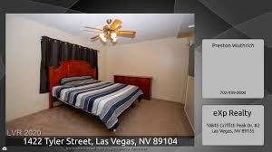 1422 Tyler Street, Las Vegas, NV 89104 - YouTube