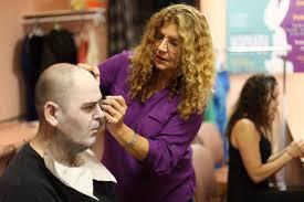 makeup artist for big film stars