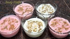 homemade 5 fresh fruit yogurt better