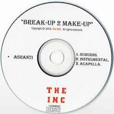 ashanti break up 2 make up 2003 cdr