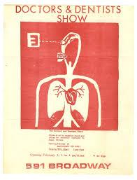Coleen Fitzgibbon, Doctors & Dentists Show, 1979   Colab Inc