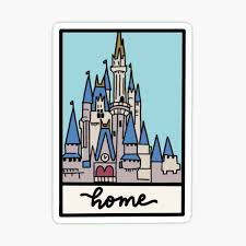 Disney World Stickers Redbubble