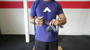 3 ways to use lifting straps wikihow