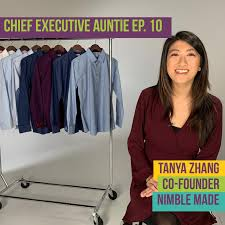 Episode 10: Nimble Made Co-Founder Tanya Zhang » Chief Executive Auntie