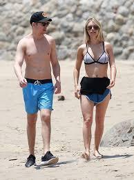 Jason Kennedy and Lauren Scruggs Spend Romantic Weekend in Malibu