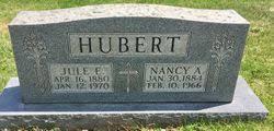 Nancy Adeline Anderson Hubert (1884-1966) - Find A Grave Memorial