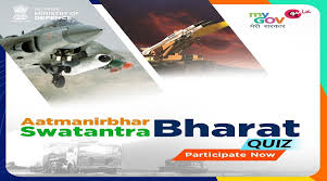 Swatantra Bharat Atmnirbhar Bharat Subject Based Onliine Essay Competition Planning Matter.