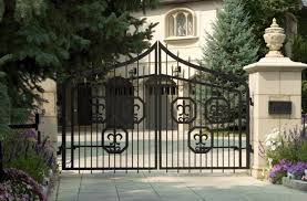 Stunning Front Gate Design Ideas For Small House The Architecture Designs