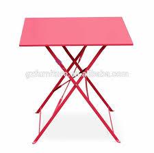 square table fermob bistro range