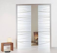 interior pocket doors frosted glass