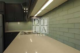 quartz countertop with ikea led lights