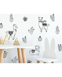 Nursery Wall Stickers In Decors