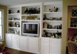 wall units entertainment centers