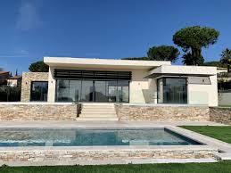 villa neuve moderne de plain pied
