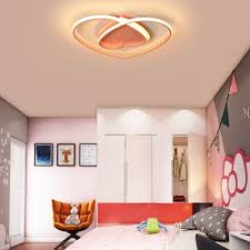 heart living room ceiling light metal