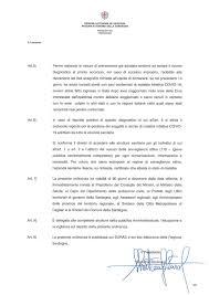 CORONAVIRUS: l'ordinanza della Regione Sardegna - ANDI