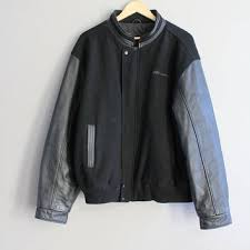 90s leather jackets on wanelo