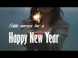 bible verses for the new year happy