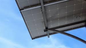 solar awning in washington dc