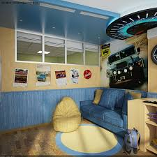 Action Packed Kids Rooms