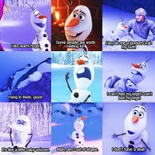 olaf quotes uploaded by αмαуα ♡♚ on we heart it