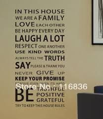 quotes about family rules quotes