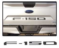 Ford F150 Roush Carbon Fiber Emblem Oval Overlay Badge Inlay Vinyl Decal Sticker
