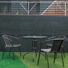 fence patio railing fencing screen