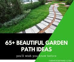 diy garden path and walkway ideas