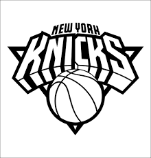 New York Knicks Decal North 49 Decals