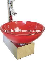 small bathroom vessel sink vanity