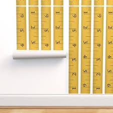 2 yard long ruler spoonflower