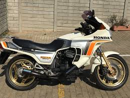 honda cx500 turbo 1982 collectible