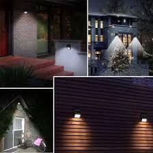china solar light motion sensor 20 led