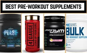 the 15 best pre workout supplements to