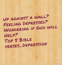 top bible verses depression everyday servant