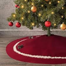 amazon com ivenf christmas tree skirt