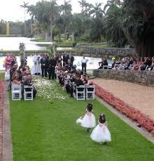 wedding reception in south florida