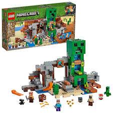 Đồ chơi LEGO Minecraft 21155 The Creeper... - Đồ Chơi Lego Chính Hãng US